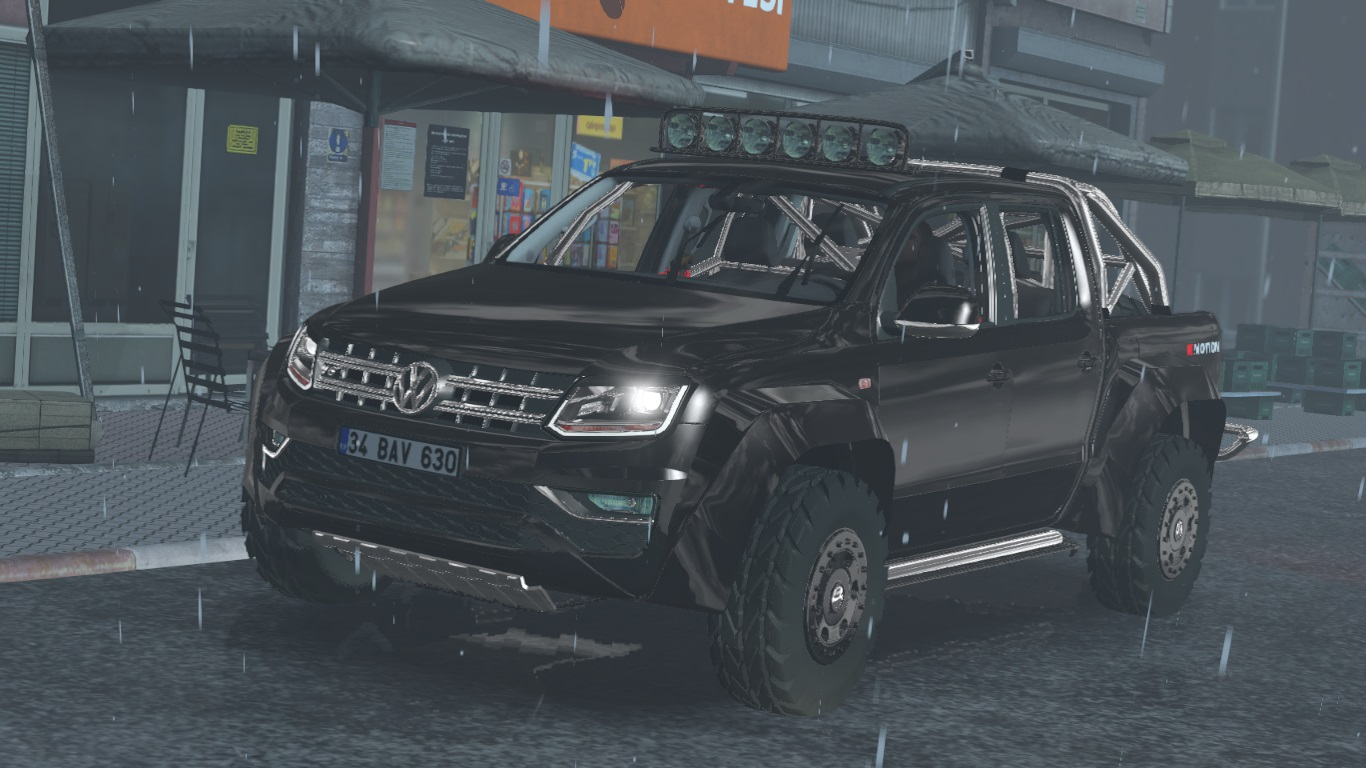 ETS 2 / ATS Volkswagen Amarok Car Mod Picture Image Photo img