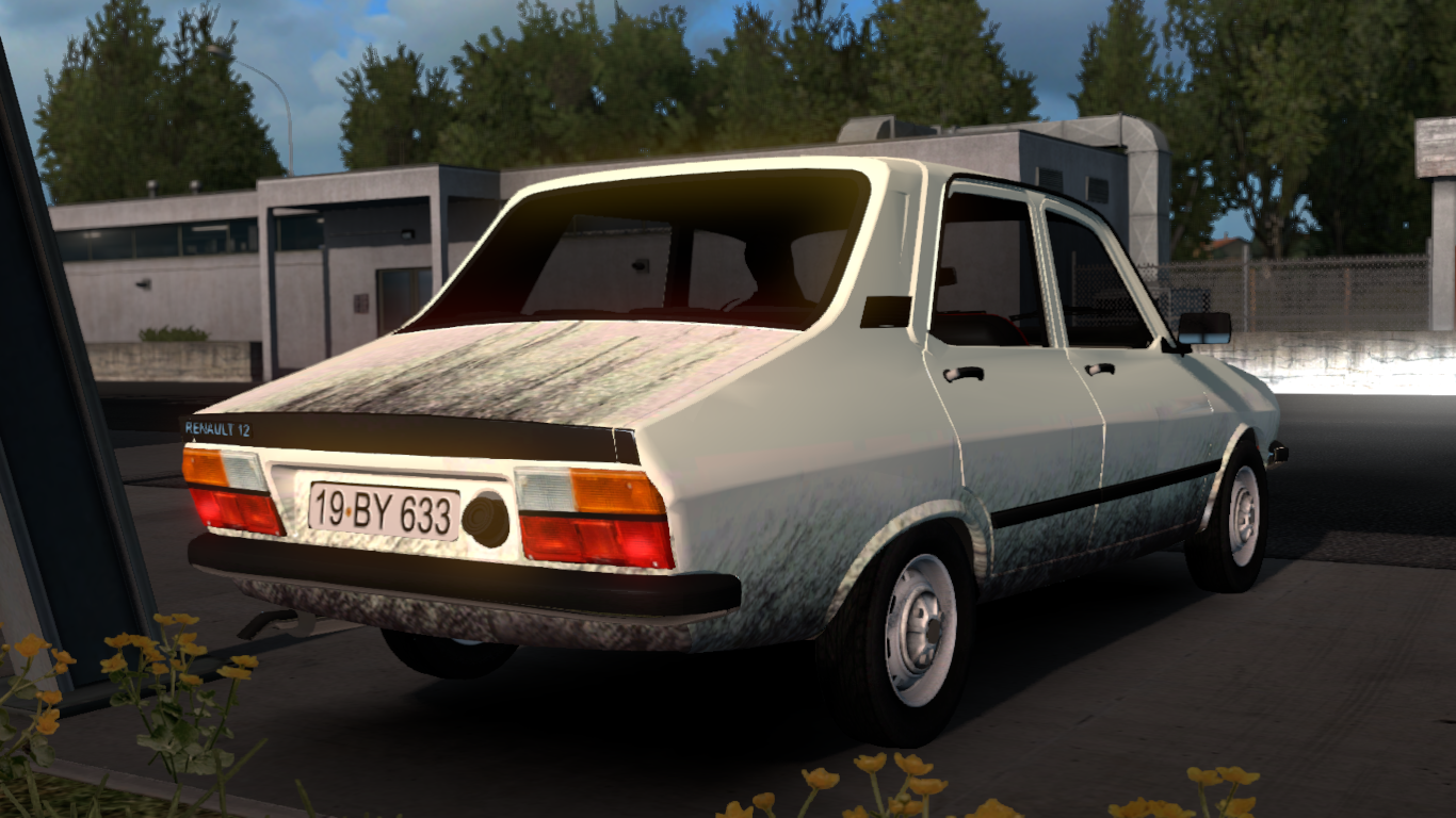 ETS 2 / ATS Renault 12 Toros Dacia 1310 Car Mod Picture Image Photo img