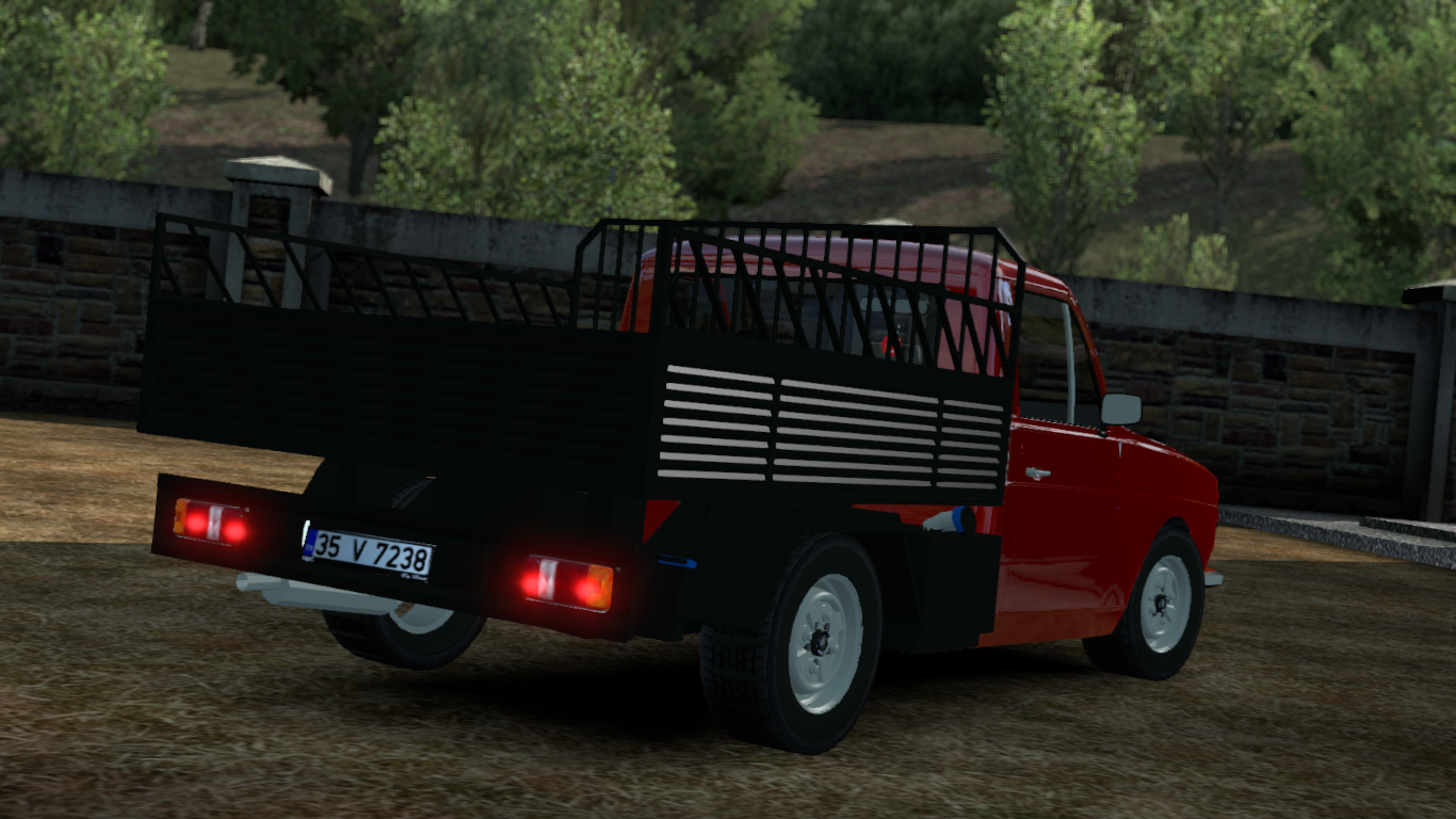 ETS 2 Anadol Pickup Mod