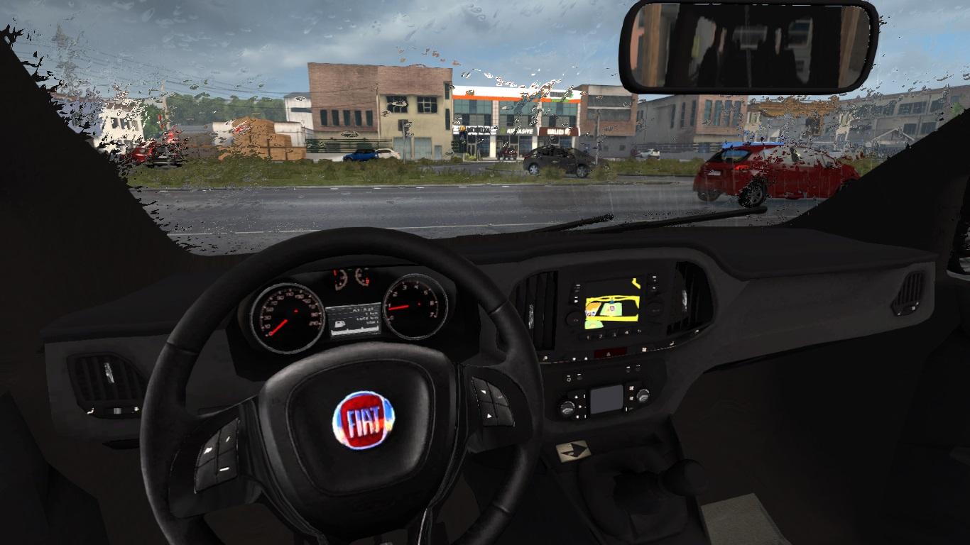 ETS 2 / ATS Fiat Doblo D4 Car Mod Picture Image Photo img