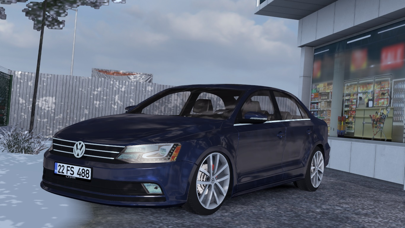 ETS 2 / ATS Volkswagen Jetta Car Mod Picture Image Photo img