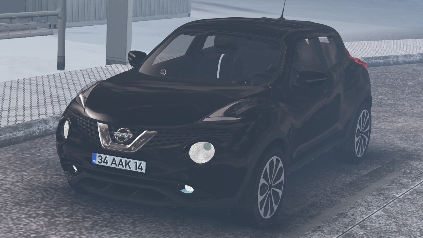 ETS 2 / ATS Nissan Juke Car Mod Picture Image Photo img