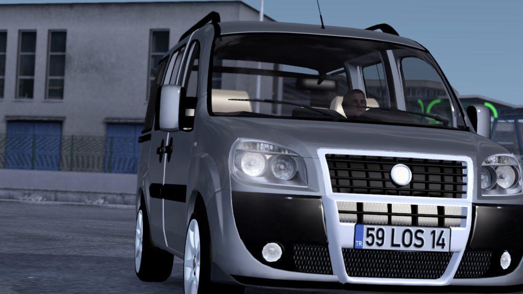 ETS 2 Fiat Doblo Mod