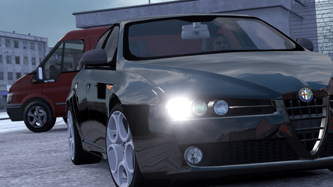 ETS 2 / ATS Alfa Romeo 159 Car Mod Picture Image Photo img