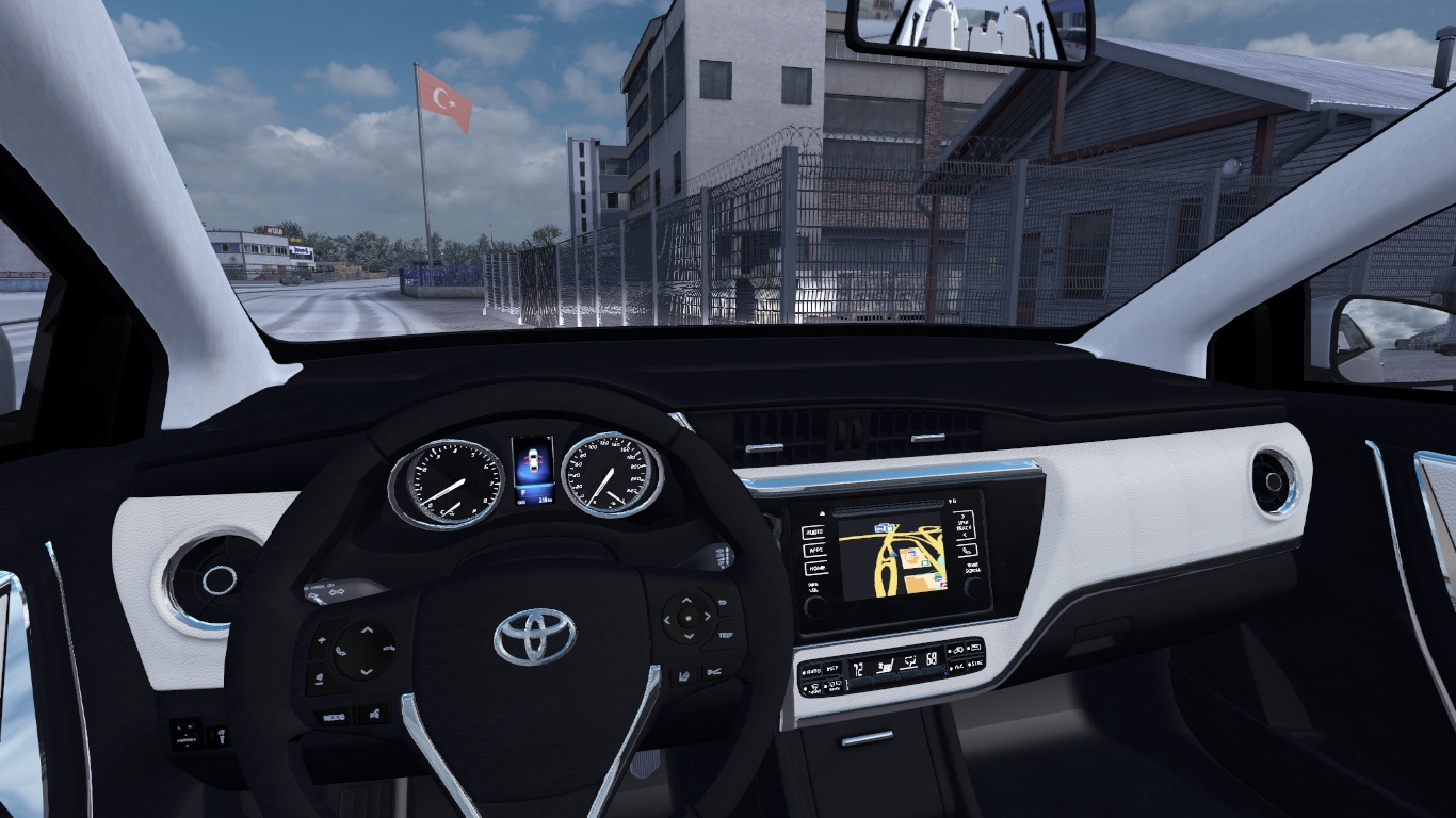ETS 2 / ATS Toyota Corolla 2018 Car Mod Picture Image Photo img