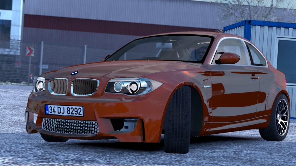 ETS 2 / ATS BMW 1M E82 Mod