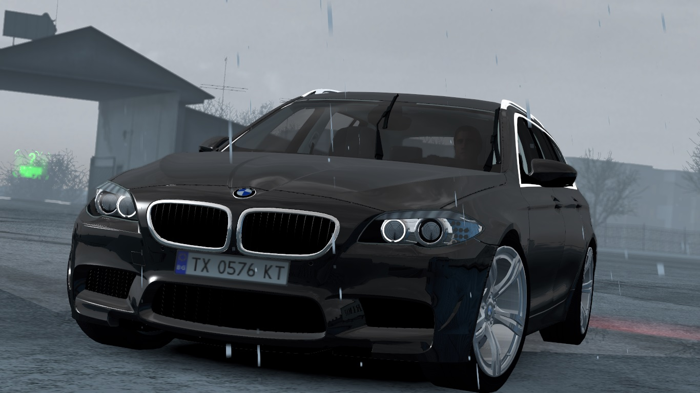 ETS 2 / ATS BMW M5 Touring Car Mod Picture Image Photo img