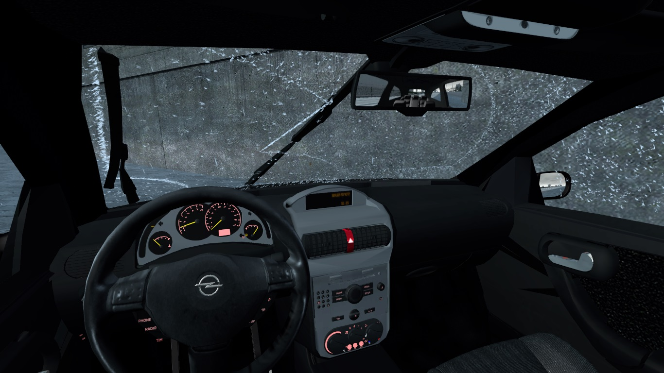ETS 2 / ATS Opel Corsa C Car Mod Picture Image Photo img
