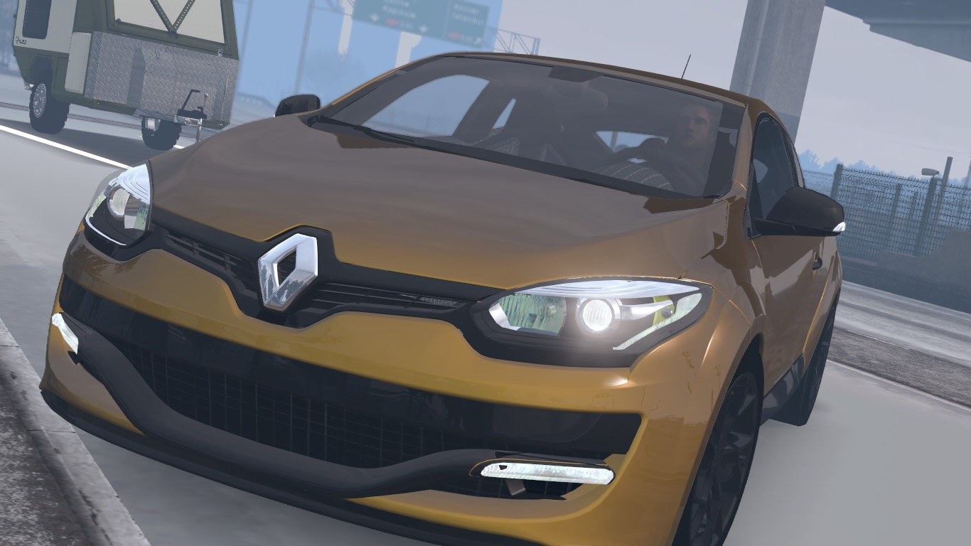 ETS 2 / ATS Renault Megane III 3 HB RS Car Mod Picture Image Photo img