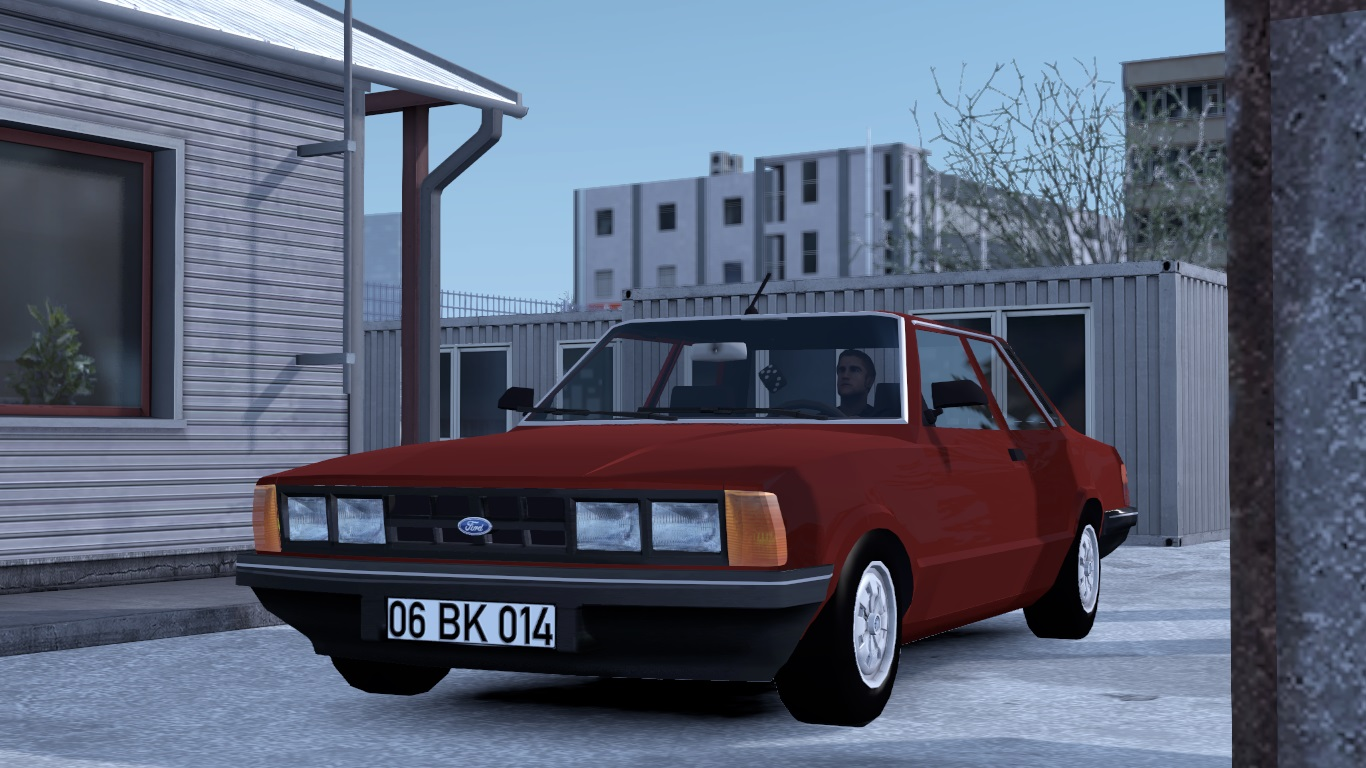 ETS 2 / ATS Ford Taunus Car Mod Picture Image Photo img