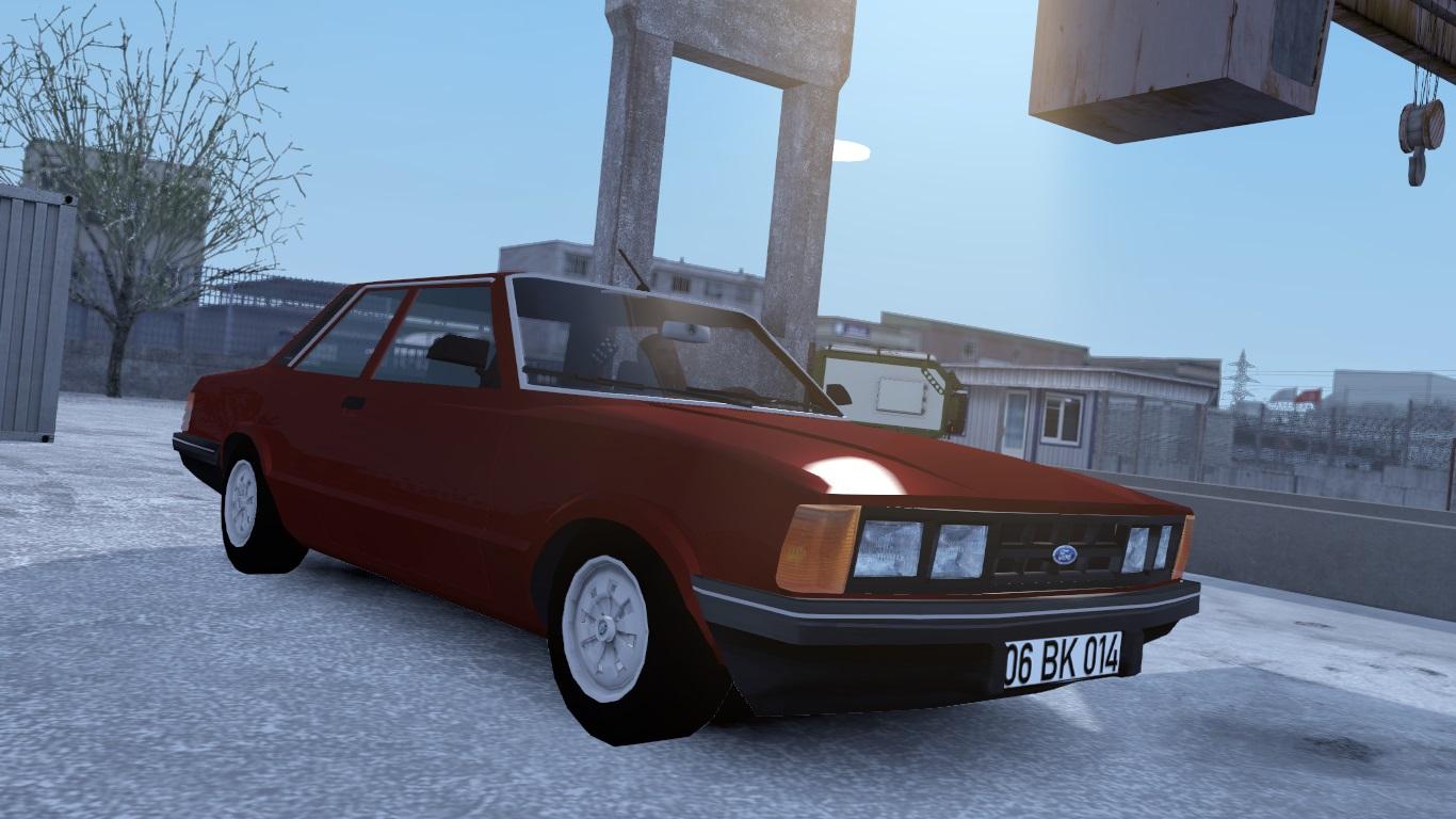 ETS 2 Ford Taunus Mod