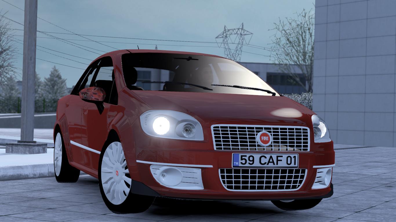 ETS 2 Fiat Linea Mod