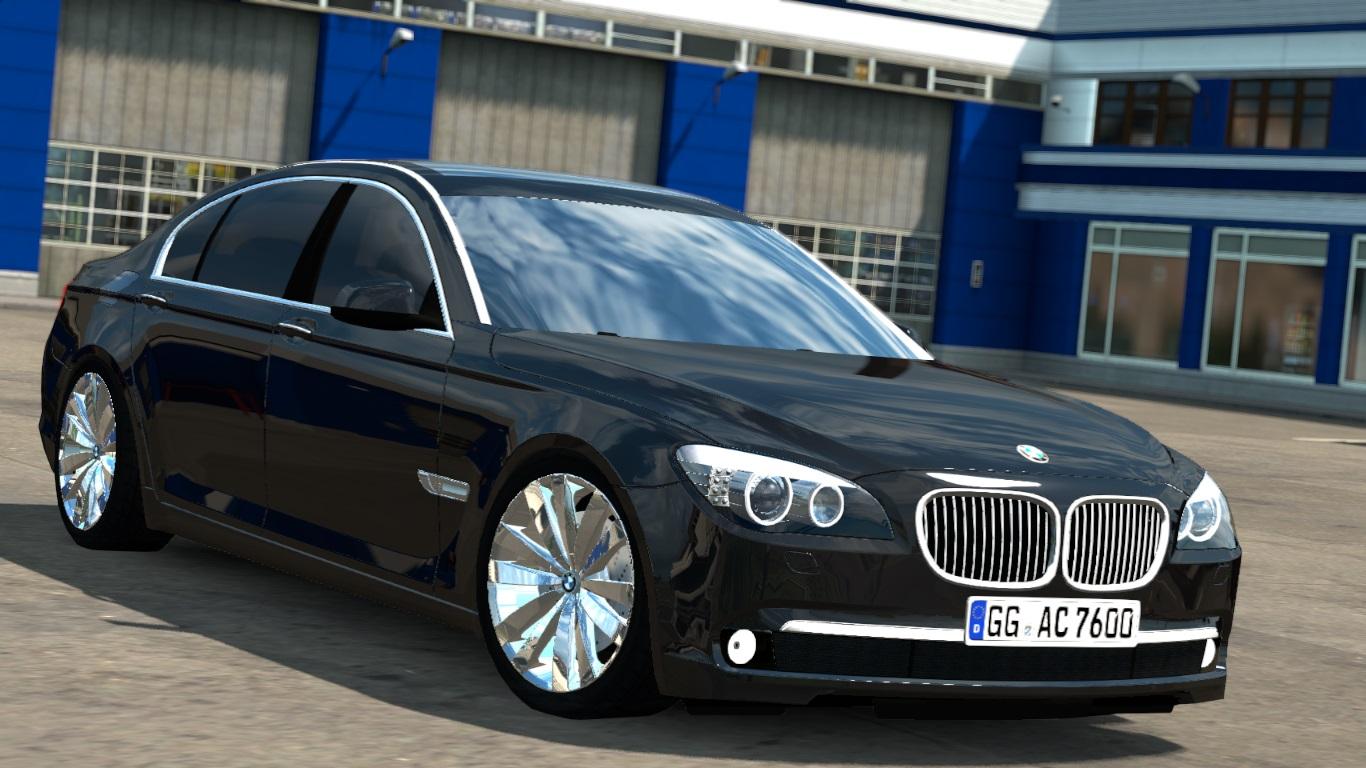 ETS 2 / ATS BMW 760li Mod