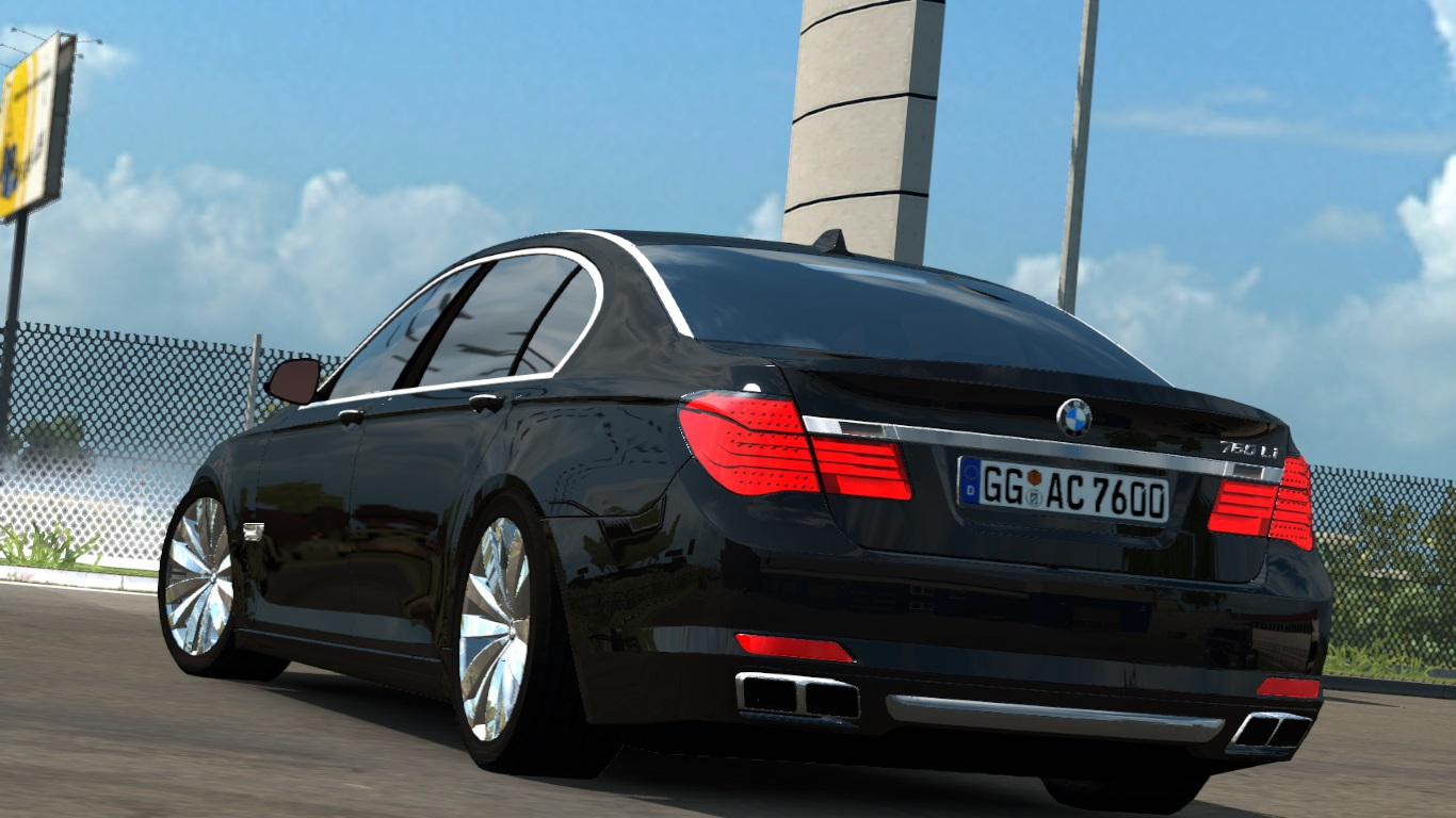 ETS 2 / ATS BMW 760li Car Mod Picture Image Photo img