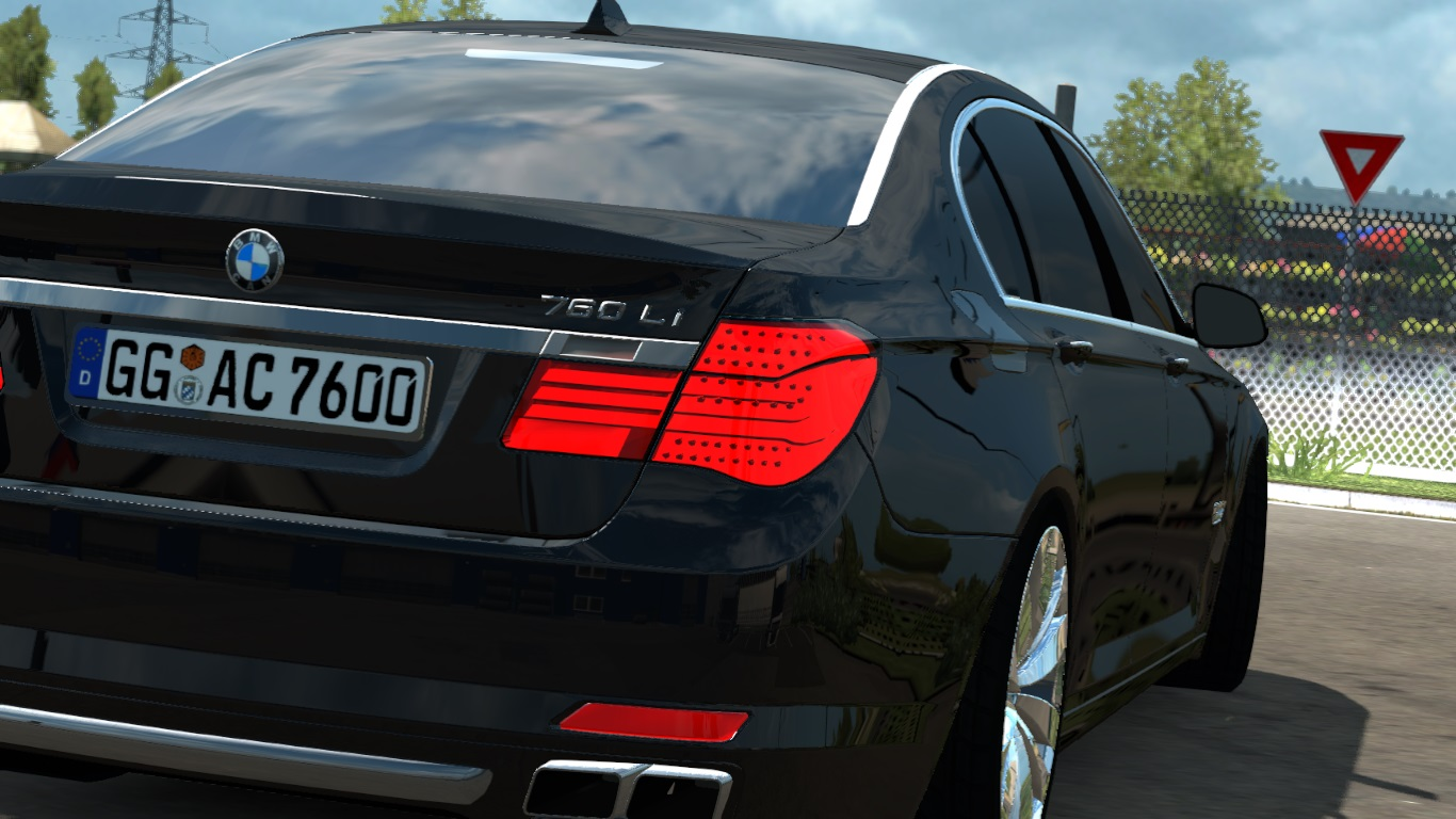 ETS 2 / ATS BMW 760li Car Mod Picture Image Photo img