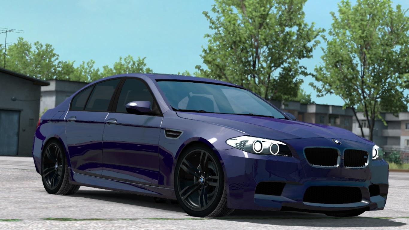 ETS 2 / ATS BMW F10 M5 Mod