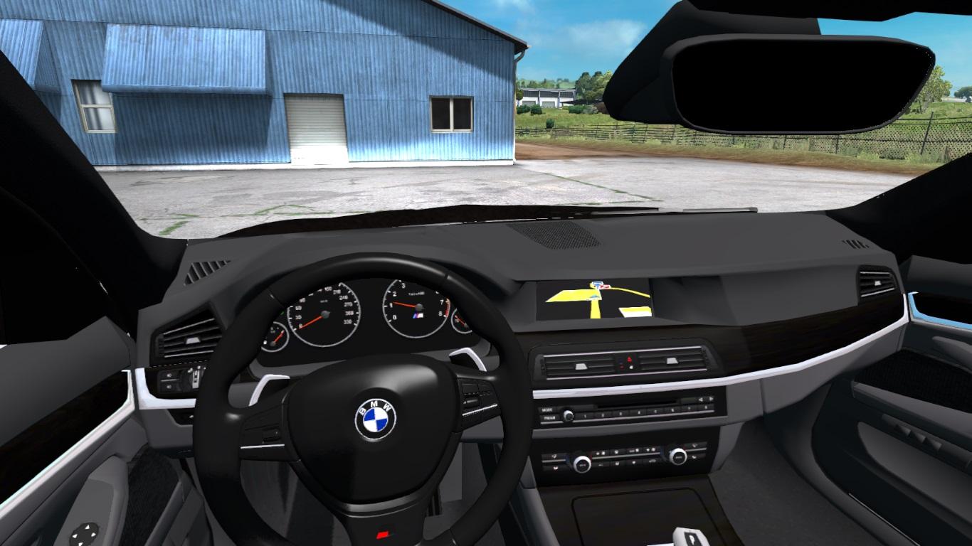 ETS 2 / ATS BMW F10 M5 Car Mod Picture Image Photo img