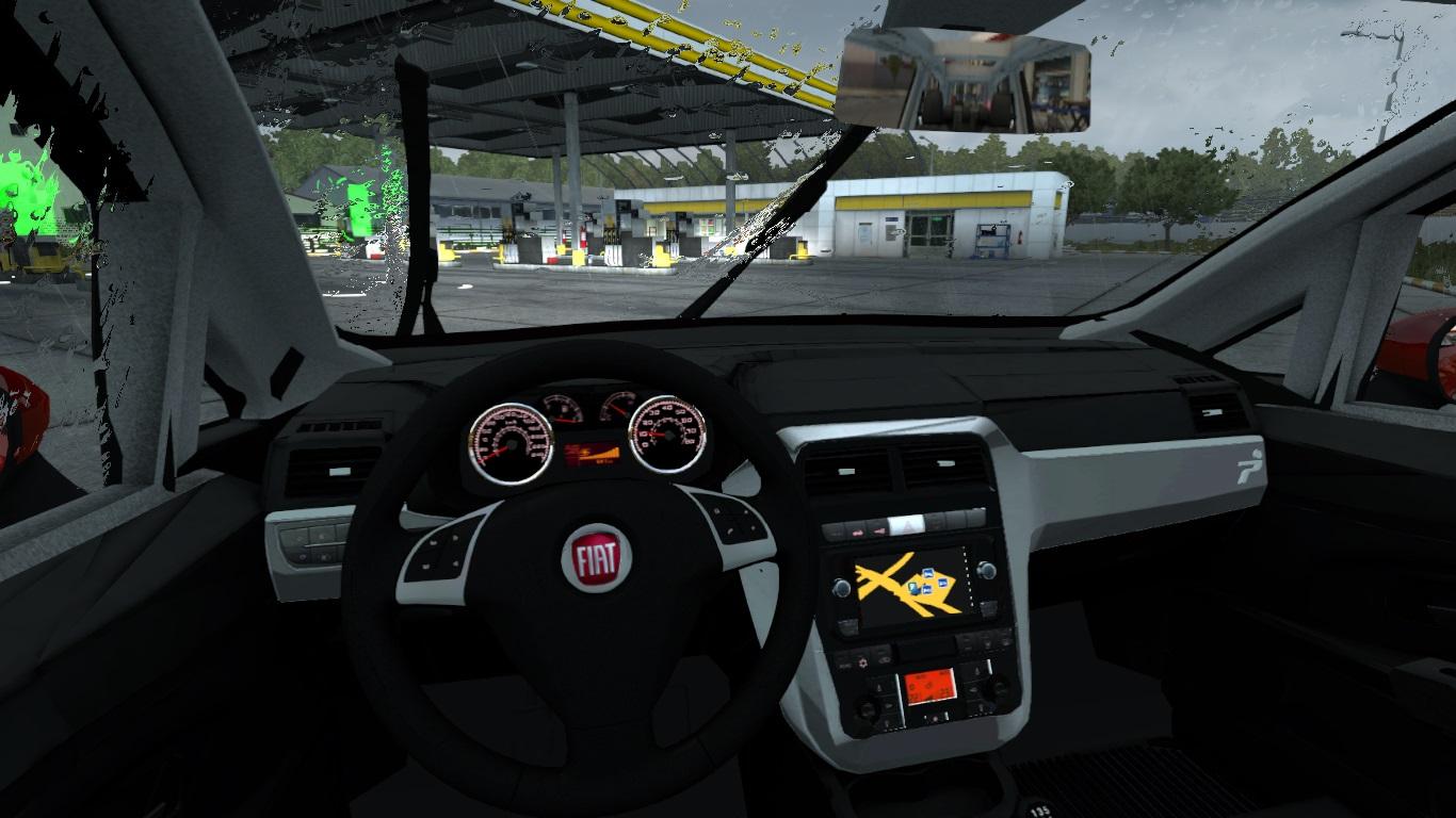 ETS 2 / ATS Fiat Punto 3dr Car Mod Picture Image Photo img