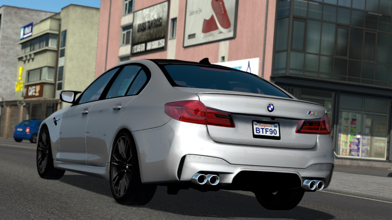 ETS 2 / ATS BMW F90 M5 Car Mod Picture Image Photo img