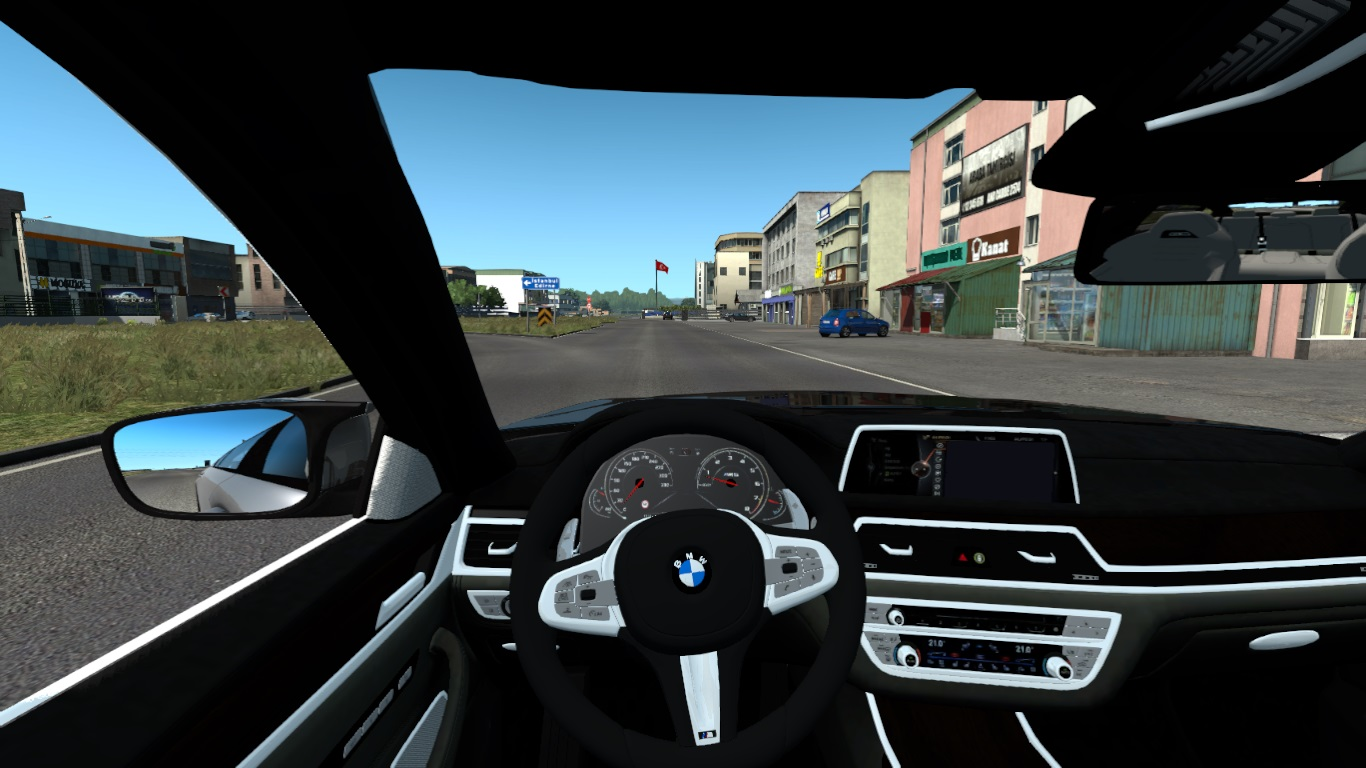 ETS 2 / ATS BMW F90 M5 Car Mod Picture Image Photo img