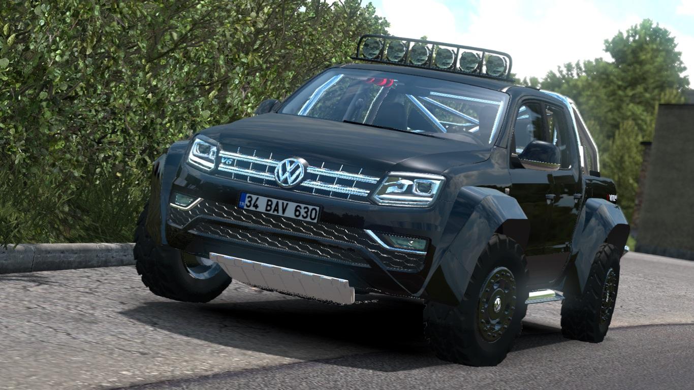 ETS 2 / ATS Volkswagen Amarok 2016 2018