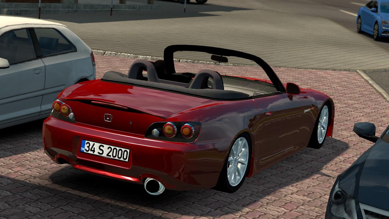 ETS 2 / ATS Honda S2000 Mod
