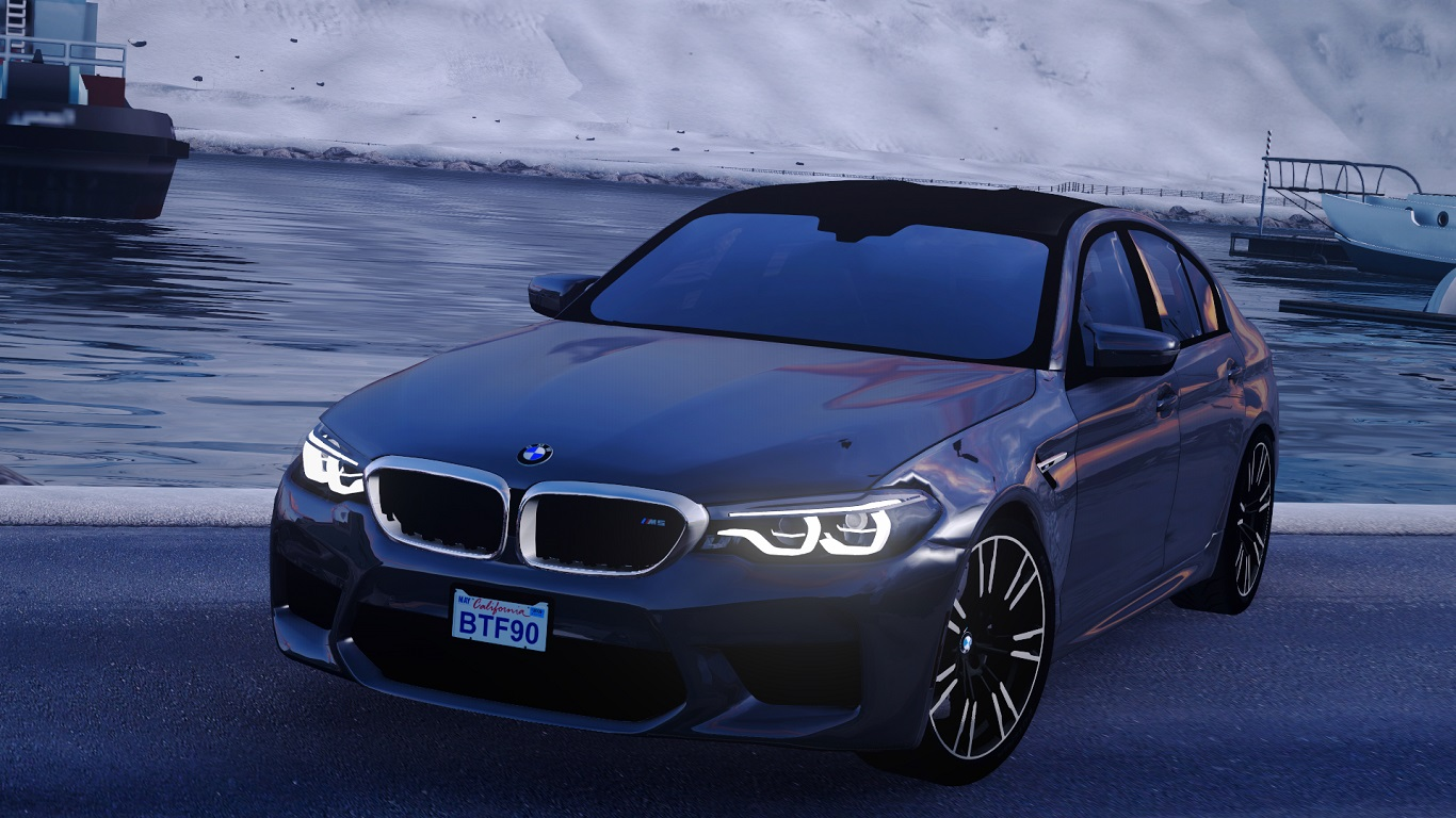 ETS 2 / ATS BMW F90 M5 Mod
